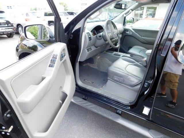 2012 Nissan Frontier SL Ephrata, PA 10