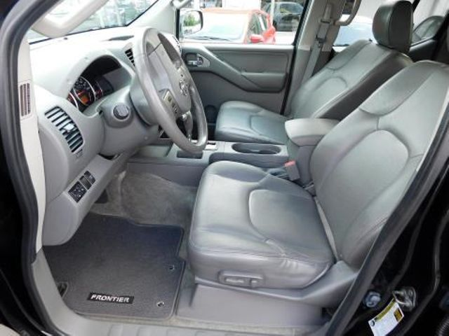 2012 Nissan Frontier SL Ephrata, PA 11