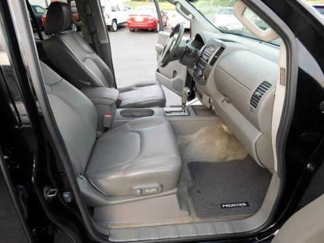 2012 Nissan Frontier SL Ephrata, PA 25