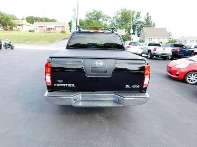 2012 Nissan Frontier SL Ephrata, PA 4