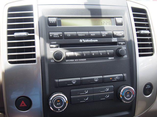 2012 Nissan Frontier SL Harrison, Arkansas 11