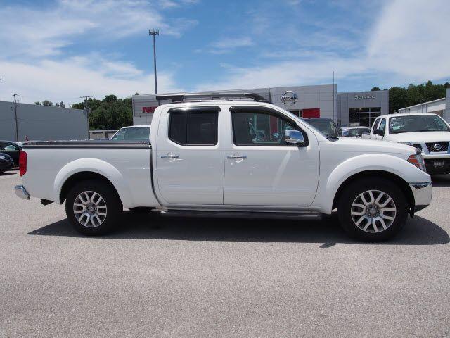 2012 Nissan Frontier SL Harrison, Arkansas 4