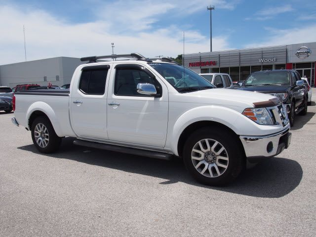 2012 Nissan Frontier SL Harrison, Arkansas 5
