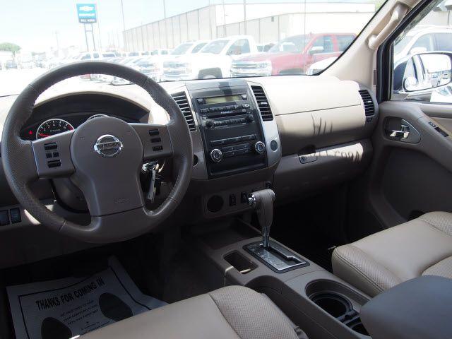 2012 Nissan Frontier SL Harrison, Arkansas 6