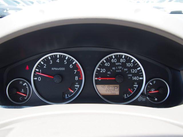 2012 Nissan Frontier SL Harrison, Arkansas 9