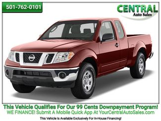 2012 Nissan Frontier S | Hot Springs, AR | Central Auto Sales in Hot Springs AR