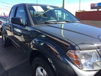 2012 Nissan Frontier SV AUTOWORLD (702) 452-8488 Las Vegas, Nevada 2