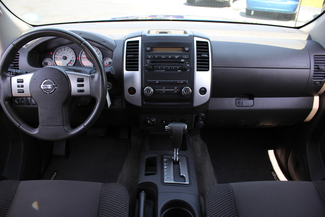 2012 Nissan Frontier SV Mooresville , NC 19