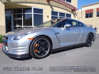 GT-R Nissan 2012 Black Edition GTR Stillen Exhaust  in Livermore California