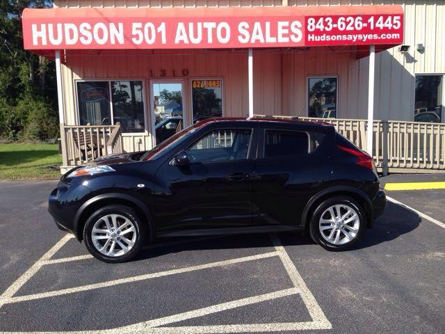 2012 Nissan JUKE SL | Myrtle Beach, South Carolina | Hudson Auto Sales in Myrtle Beach South Carolina