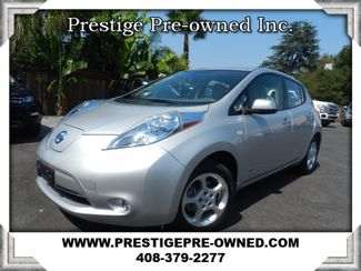 2012 Nissan LEAF in Campbell CA