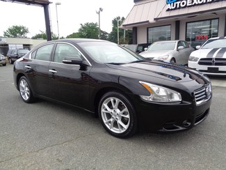 2012 Nissan Maxima 3.5 SV Charlotte, North Carolina 2