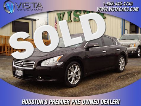 2012 Nissan Maxima 3.5 SV w/Premium Pkg in Houston, Texas
