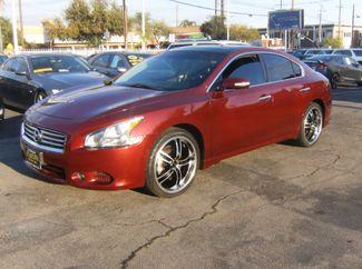 2012 Nissan Maxima 3.5 SV w/Premium Pkg Los Angeles, CA