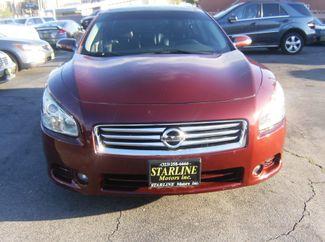 2012 Nissan Maxima 3.5 SV w/Premium Pkg Los Angeles, CA 1