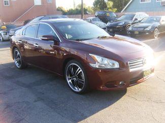 2012 Nissan Maxima 3.5 SV w/Premium Pkg Los Angeles, CA 4