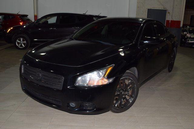 2012 Nissan Maxima Richmond Hill, New York 4