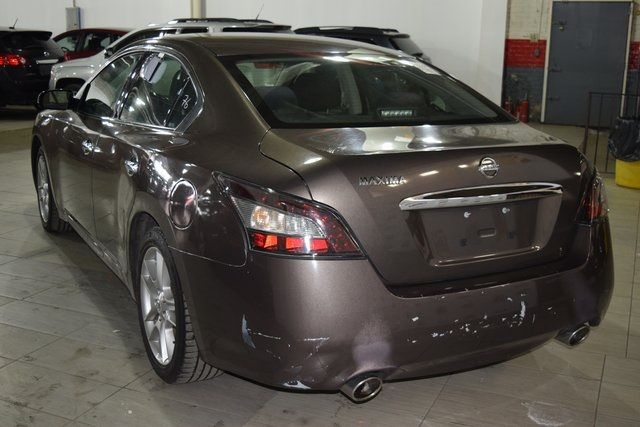 2012 Nissan Maxima 3.5 S Richmond Hill, New York 3