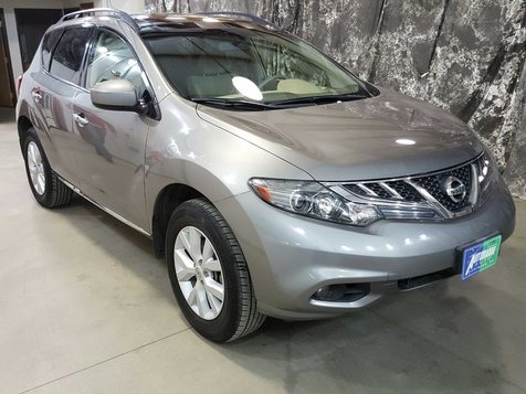 2012 Nissan Murano SV in , ND