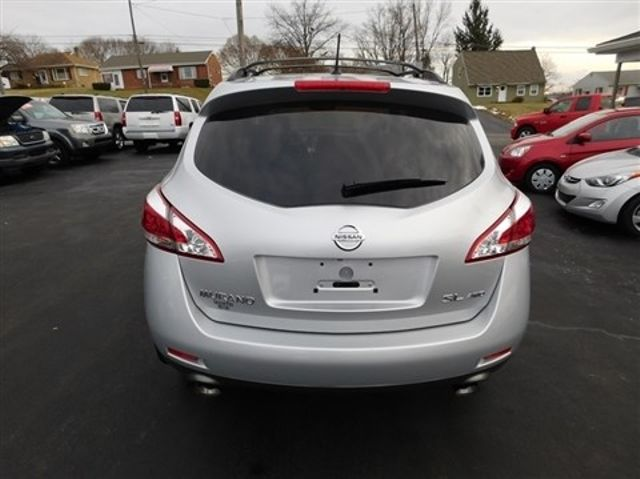 2012 Nissan Murano SL Ephrata, PA 4