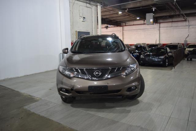 2012 Nissan Murano SL Richmond Hill, New York 2