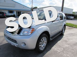 2012 Nissan Pathfinder in Clearwater Florida