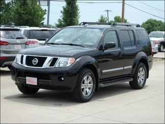 2012 Nissan Pathfinder in Des Moines Iowa