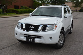2012 Nissan Pathfinder Silver Edition Memphis, Tennessee 1