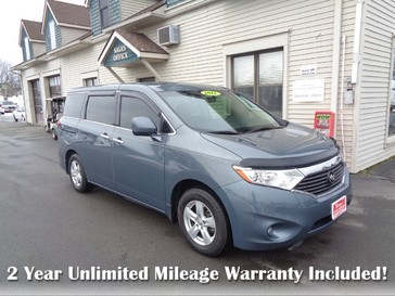 2012 Nissan Quest SV in Brockport