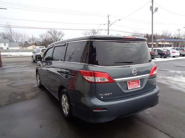 2012 Nissan Quest SV  city NY  Barrys Auto Center  in Brockport, NY