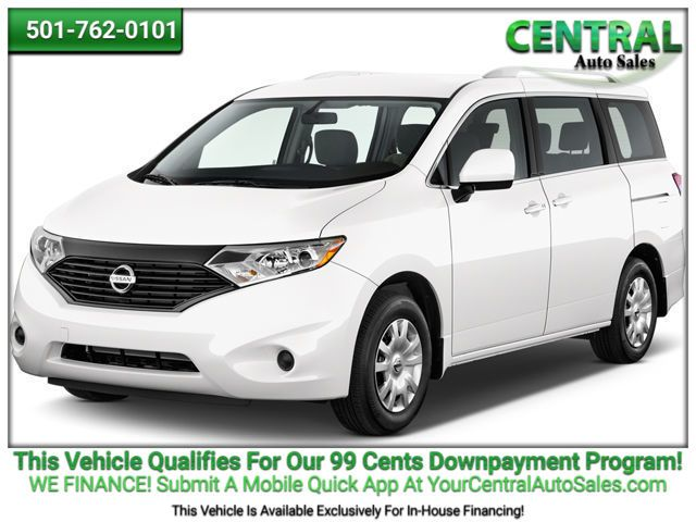 2012 Nissan Quest S | Hot Springs, AR | Central Auto Sales in Hot Springs AR