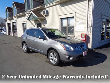 2012 Nissan Rogue SV in Brockport
