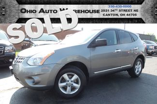 2012 Nissan Rogue in Canton Ohio