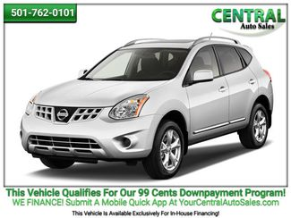 2012 Nissan Rogue S | Hot Springs, AR | Central Auto Sales in Hot Springs AR