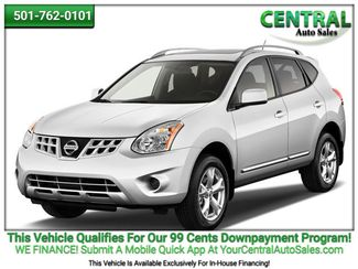 2012 Nissan Rogue SV | Hot Springs, AR | Central Auto Sales in Hot Springs AR