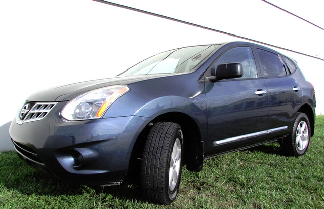 2012 Nissan Rogue S  VIN JN8AS5MTXCW284839 86k miles  AMFM CD Player Anti-Theft AC Cruise