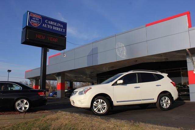 2012 Nissan Rogue SV AWD - PREMIUM PKG - NAVIGATION - SUNROOF! Mooresville , NC 36