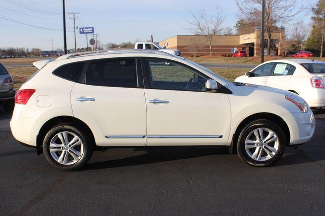 2012 Nissan Rogue SV AWD - PREMIUM PKG - NAVIGATION - SUNROOF! Mooresville , NC 14
