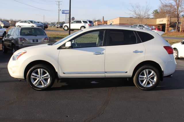 2012 Nissan Rogue SV AWD - PREMIUM PKG - NAVIGATION - SUNROOF! Mooresville , NC 15
