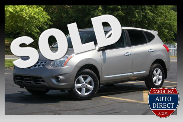 2012 Nissan Rogue S Mooresville , NC 0