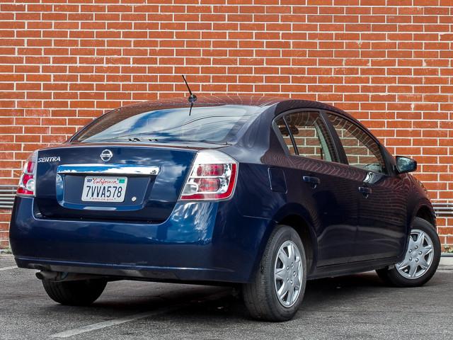 2012 Nissan Sentra 2.0 Burbank, CA 4