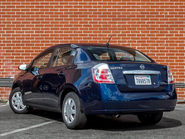 2012 Nissan Sentra 2.0 Burbank, CA 6