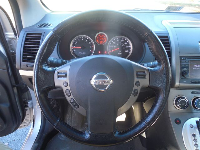 2012 Nissan Sentra 2.0 SR Leesburg, Virginia 18