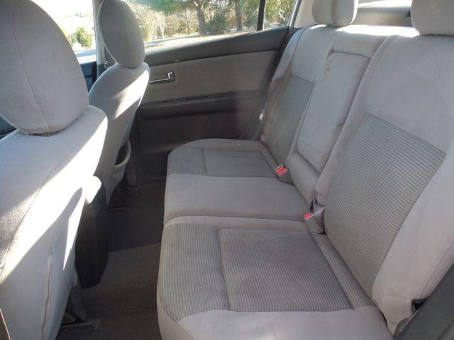 2012 Nissan Sentra 2.0 SR Leesburg, Virginia 10