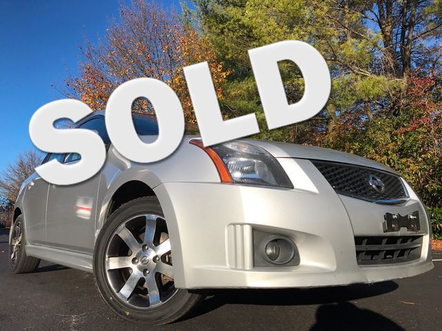 2012 Nissan Sentra 2.0 SR Leesburg, Virginia 0