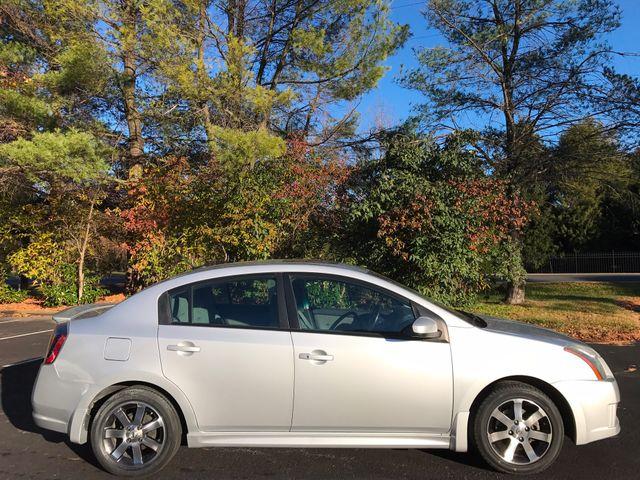 2012 Nissan Sentra 2.0 SR Leesburg, Virginia 5