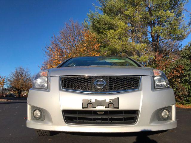 2012 Nissan Sentra 2.0 SR Leesburg, Virginia 6