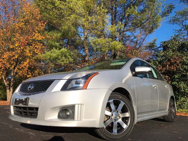 2012 Nissan Sentra 2.0 SR Leesburg, Virginia 1