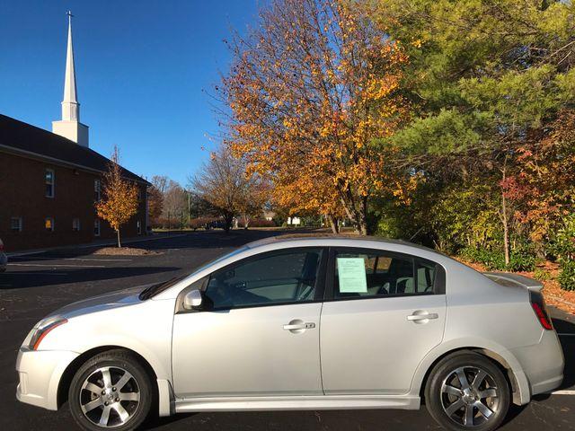 2012 Nissan Sentra 2.0 SR Leesburg, Virginia 4