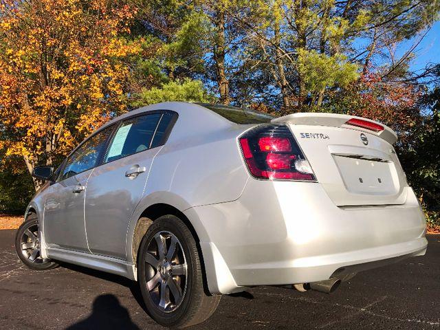 2012 Nissan Sentra 2.0 SR Leesburg, Virginia 3